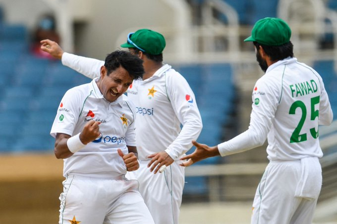 Shaheen Afridi (6/51) puts Pakistan in winning position in 2nd test