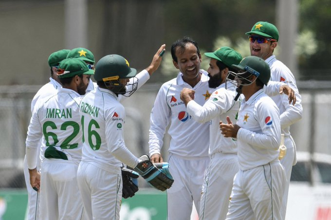 Fine effort from Pakistan bowlers to win 2nd test v West Indies