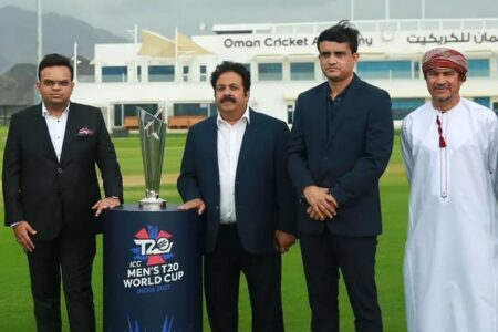 ICC has announced the T20I World cup Schedule