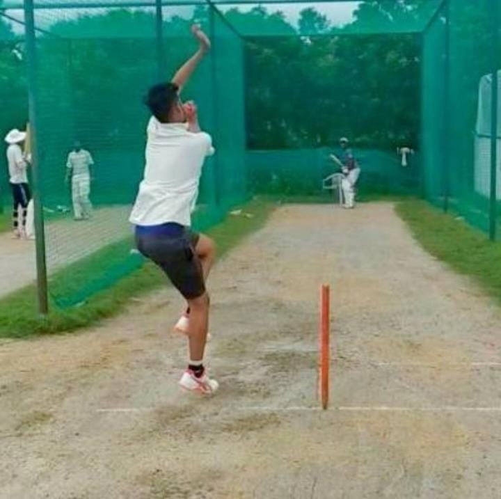 Sachin Chhabra comes up with Impressive All-round Performance