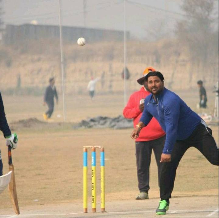 Jeet Chowdhary 101 Runs Steers Team SCC(NOIDA) to win Semifinals