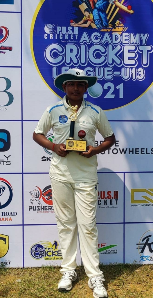 Raghav & Happy Singh stamps his presence in PUSH Academy League