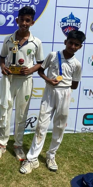 Rohtak Road Gymkhana U-13 defeats MCC U- 13 by 234 runs