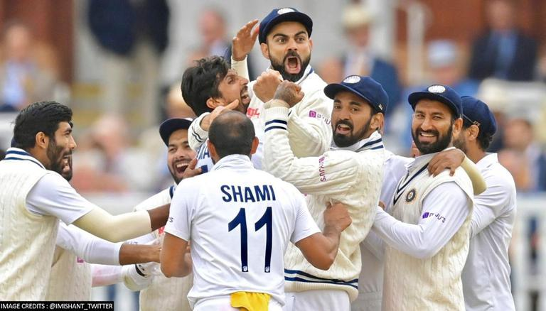 Twitter reactions on India's sensational Lords test win