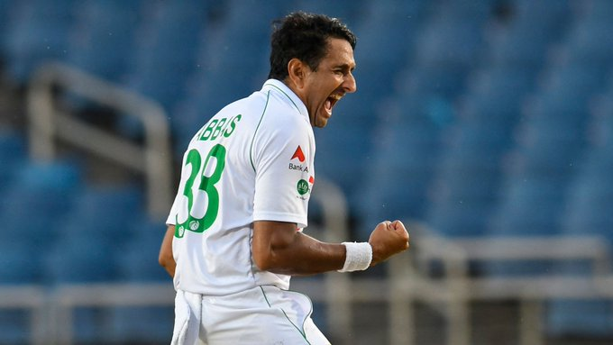 West Indies 2/2 after knocking off Pakistan for 217 in 1st test