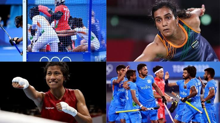 Indian cricket fraternity hails nation's Olympic performers