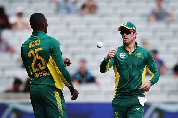 AB De Villiers accused of once wanting to drop Rabada to play white players