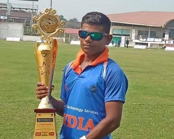 World cup 2018 winning blind cricketer is a labourer in Gujarat