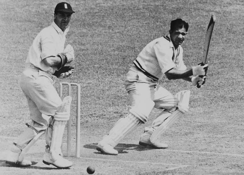 Top 5 highest test scores by Indians in England
