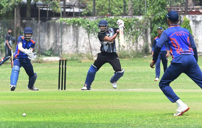 Ranstar Cricket Club wins over DDCA by 7 wickets in J.P Atray Memorial Cricket tournament 2021