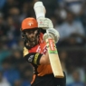 Delightful six hit by Kane Williamson in SRH v RR match : Video watch