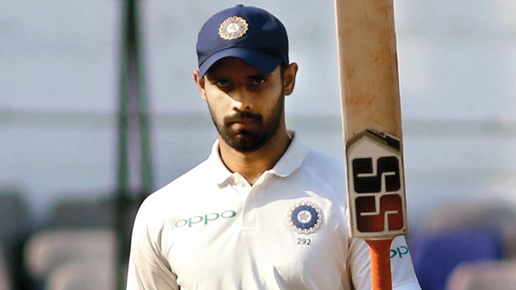 Will vice captain Rahane be out of the 4th test?