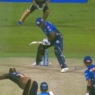 Pollard displays a great leave in KKR match : Epic video circulates on Twitter