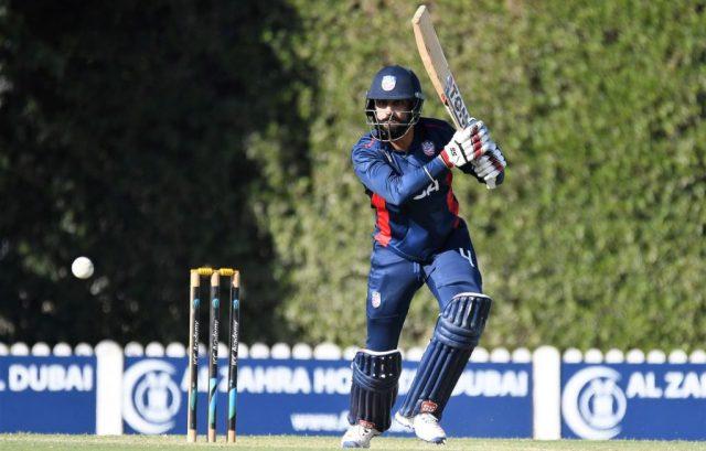 Jaskaran Malhotra of USA blasts six sixes in a World cup 2023