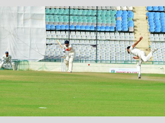 Rohit Gulati cruises a win in J.P. Atray Memorial Cricket Tournament 2021 semi-finals