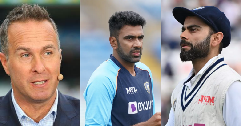 Will Ashwin's absence become costly for India? Michael Vaughan agrees