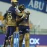 KKR breaks Mumbai jinx ,thrash MI by 7 wkts to jump to 4th spot in points table .