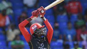 Mayhem at St Kitts ground as the home team win first CPL title : Video watch
