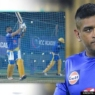 Dhoni smashes massive 6s in CSK practice game: Video watch
