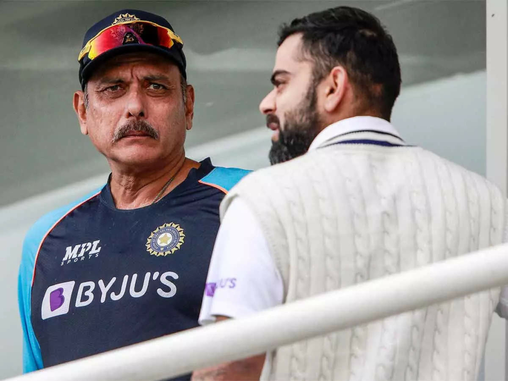 BCCI to seek explanation from Shastri & Kohli for attending public event in the aftermath of coaching staff testing covid positive
