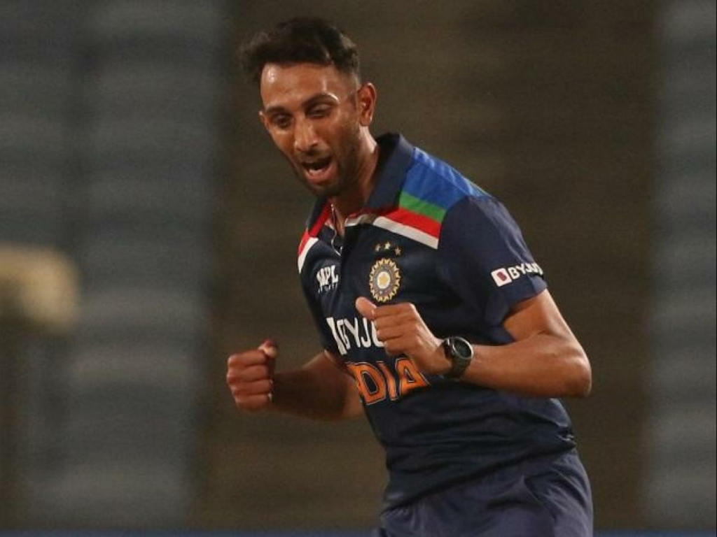 Prasidh Krishna added to the Indian squad for the rest of the England