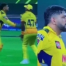 Dhoni & Bravo loses their cool as they miss a skier in CSK v MI clash