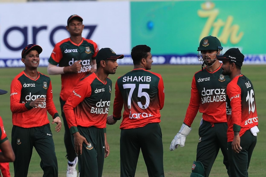 Even the Australian series pitches were better than this: Shakib