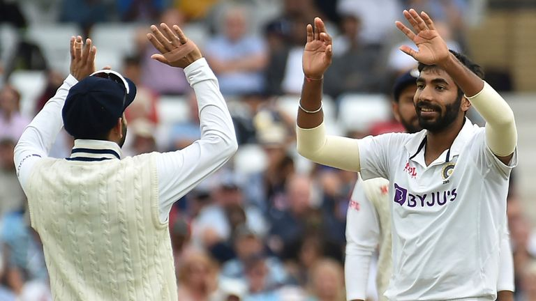 Indian performance ratings of England series 2021 in England