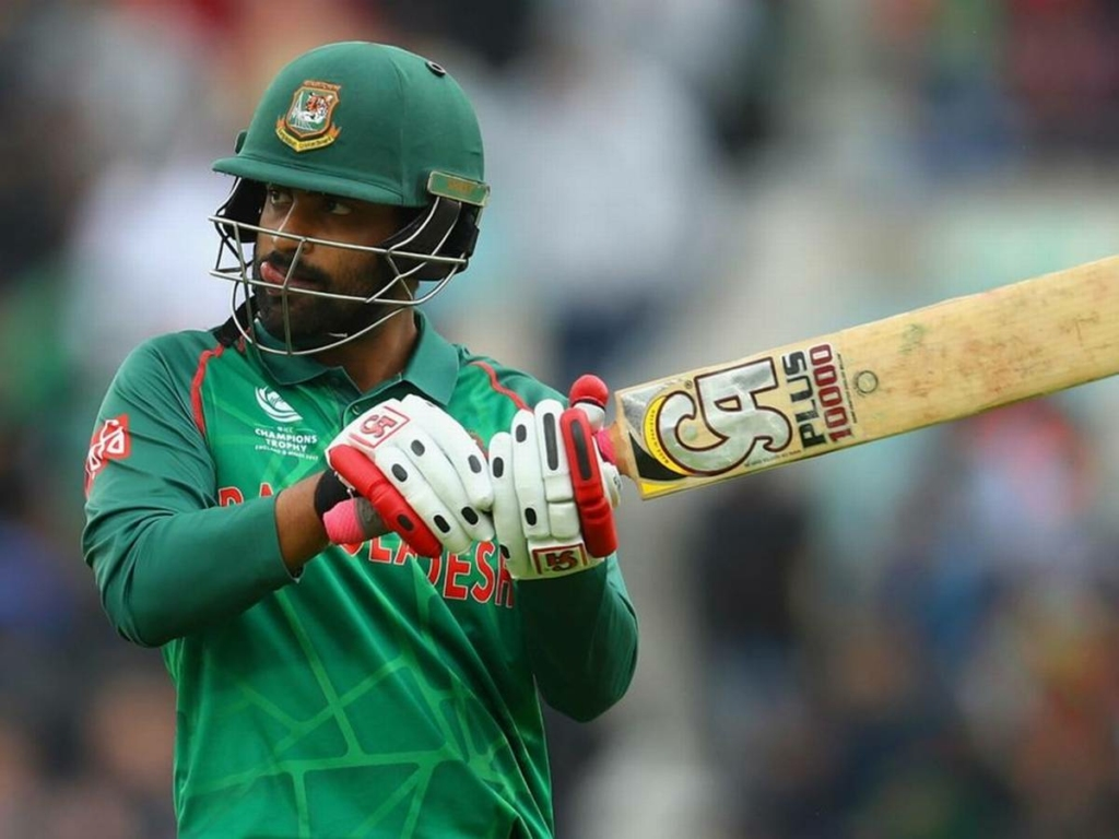 Tamim Iqbal to miss T20I World cup 2021 for Bangladesh