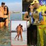 """Duplessis's wife's photo in bikini"" Instagram beach photos go viral on social media"